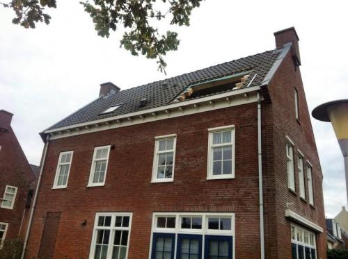 polyester dakkapel Arnhem Bogers 2
