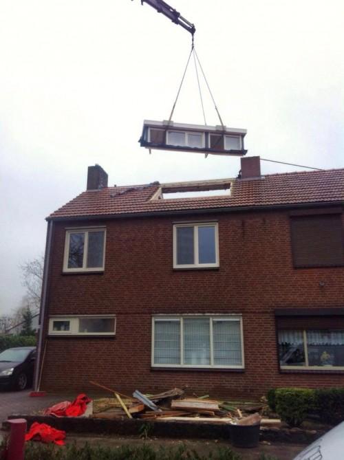 kozijnen dakkapellen Milsbeek Bogers 3
