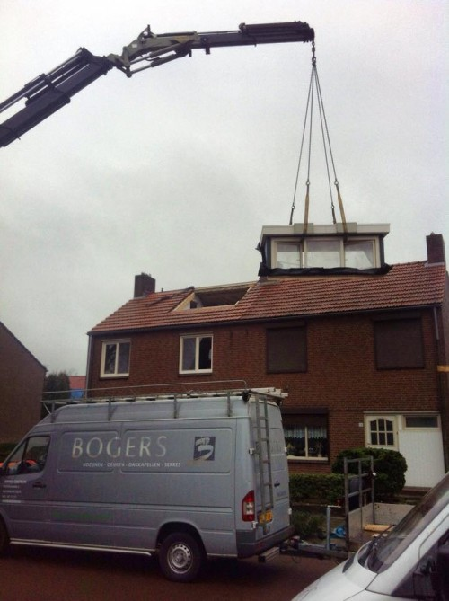 kozijnen dakkapellen Milsbeek Bogers 5
