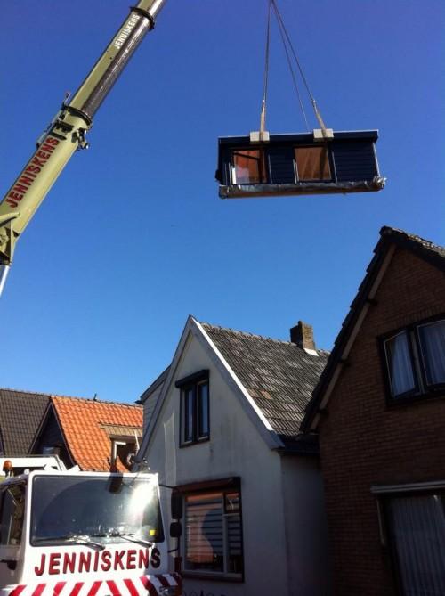 Bogers kozijnen dakkapellen Beuningen 2