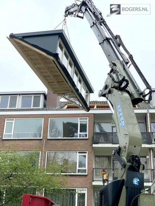 Dakkapel Amsterdam 1